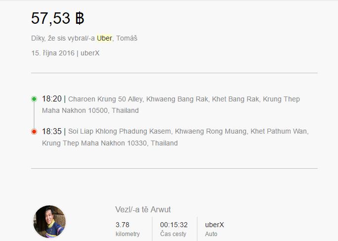 Thajsko internet podvody
