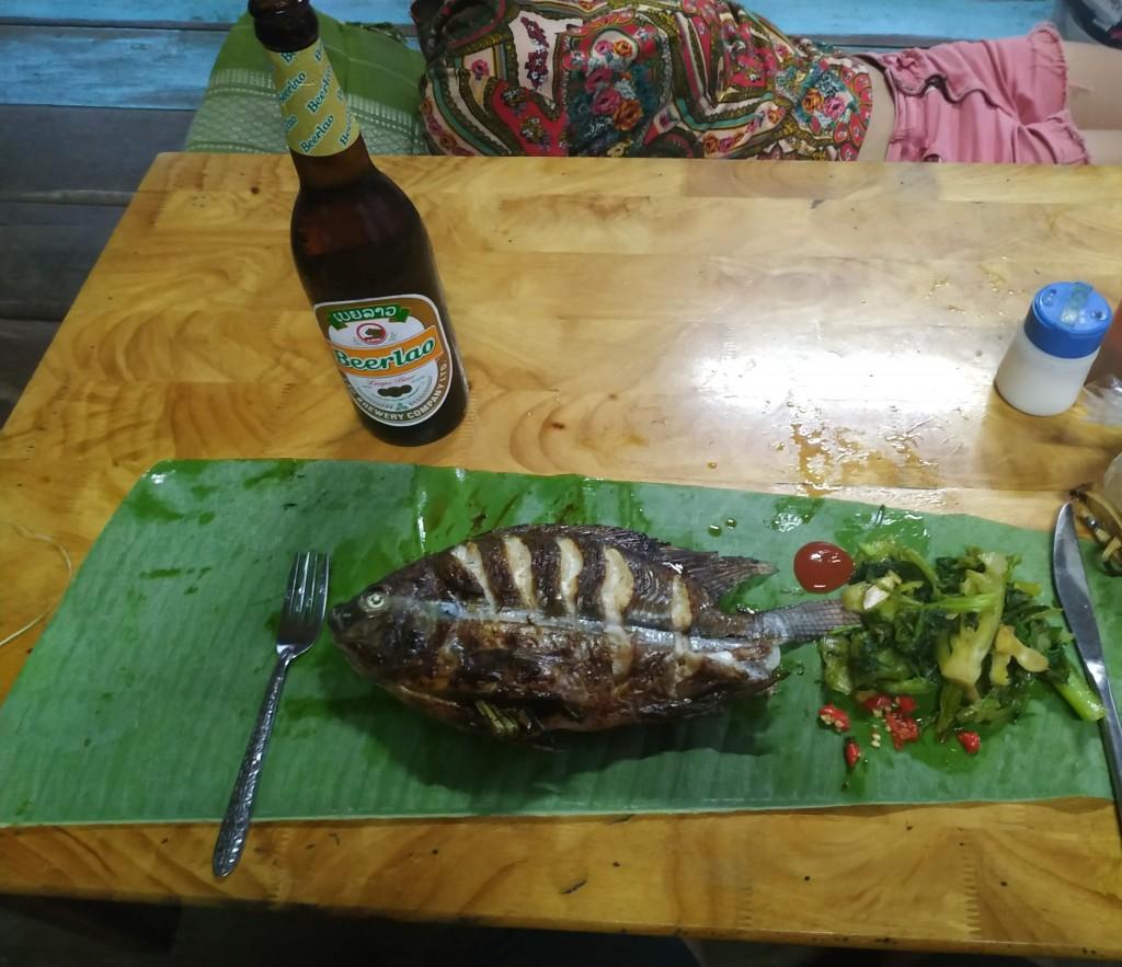 Rybu do listu z Palmy namísto plastový igelitky